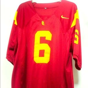 USC Football Jersey Mark Sanchez #6